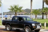 TRITON 2wd and 4wd STYLESIDE UTE