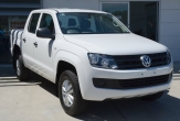 AMAROK 4WD (Vehicle without factory rear step)
