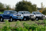HILUX 2wd and 4wd STYLESIDE UTE (vehicle with rear bumper step fitted)