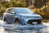 Outlander ( PHEV HYBRID model only )