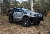 4WD and 2WD (all models) Includes CAN-BUS harness (SUITS VEHICLE WITH OVERSIZE SPARE WHEEL)